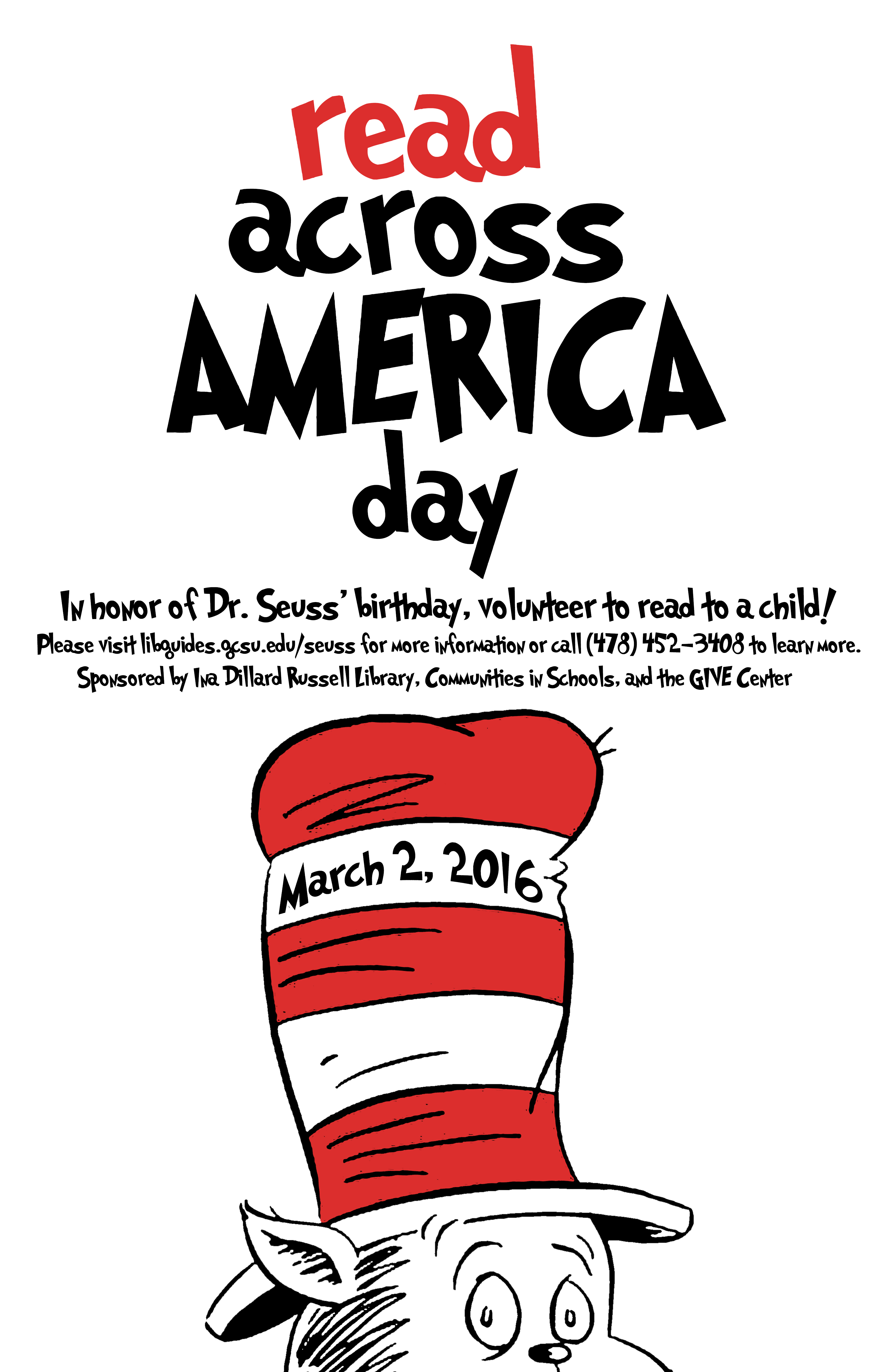About Read Across America Day