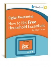 Digital Couponing: How to Get Free Household Essentials