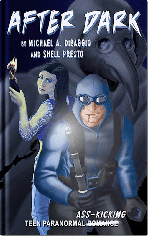 After Dark (East End Irregulars Book 1)