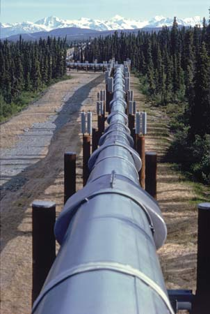 Would The Keystone Pipeline Happen In A Stateless Society?