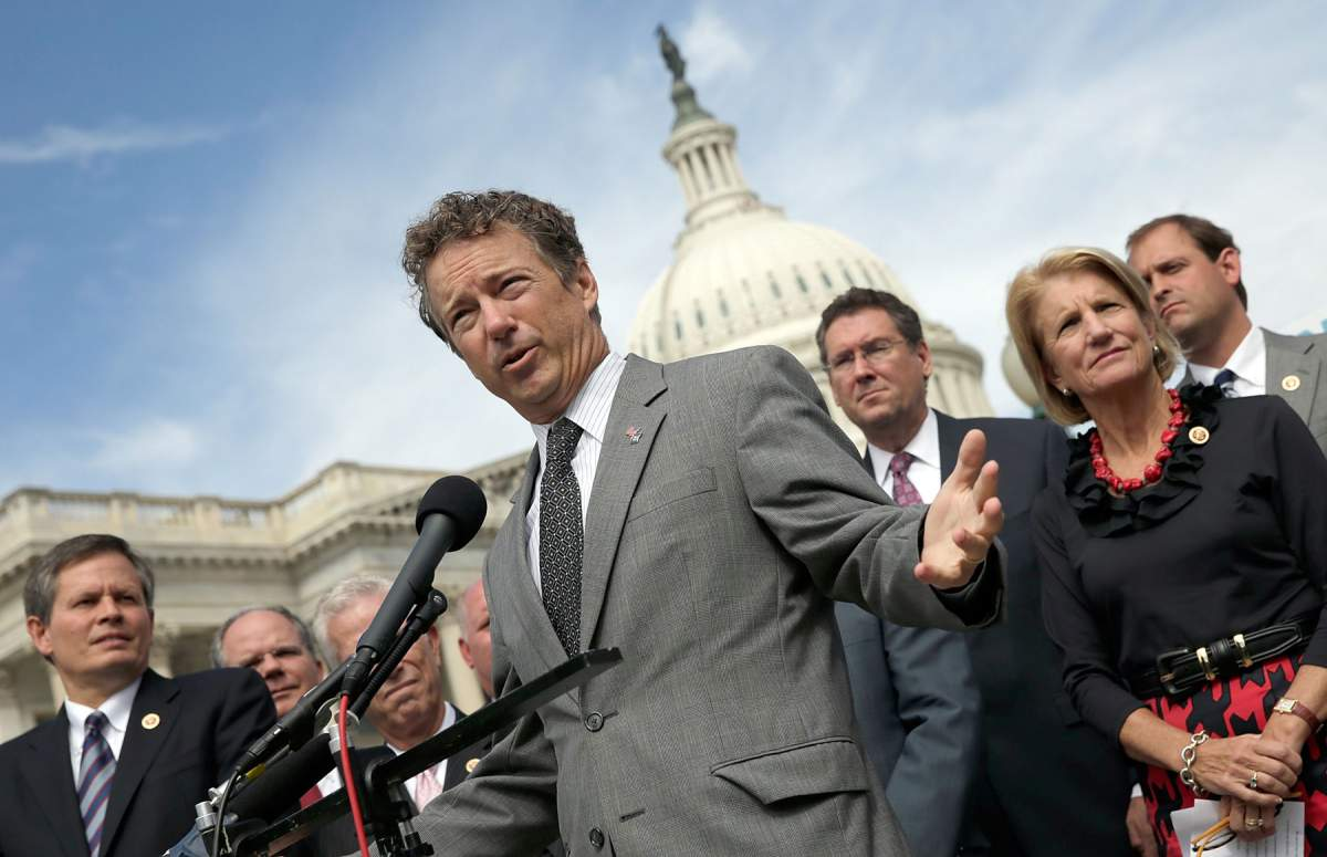 Rand Paul is a Leader, Not a Lone Wolf