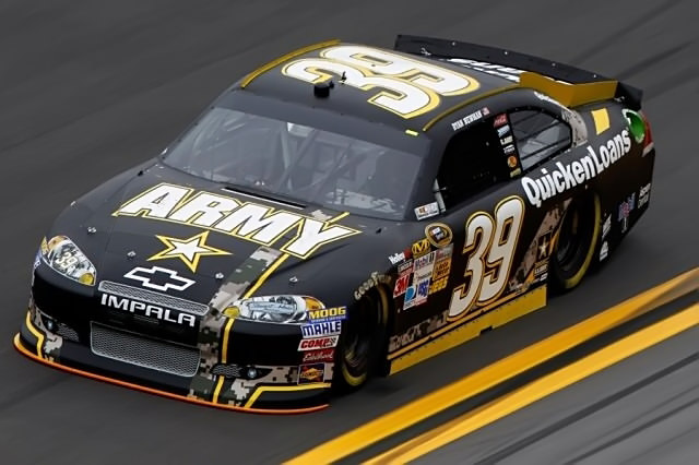 Army Quicken Loans NASCAR