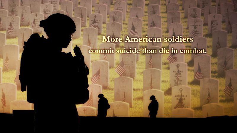 suicide soldier