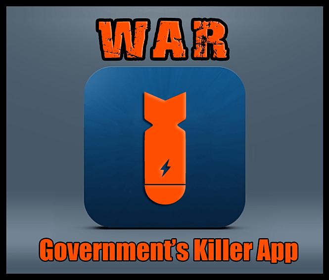 War - government's killer app