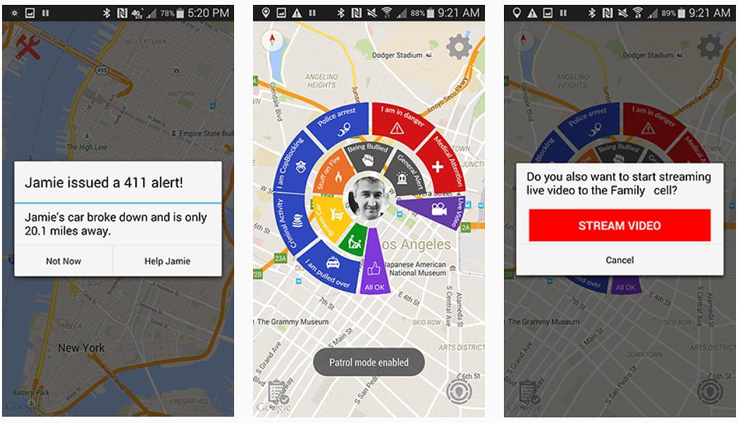 Cell411 app