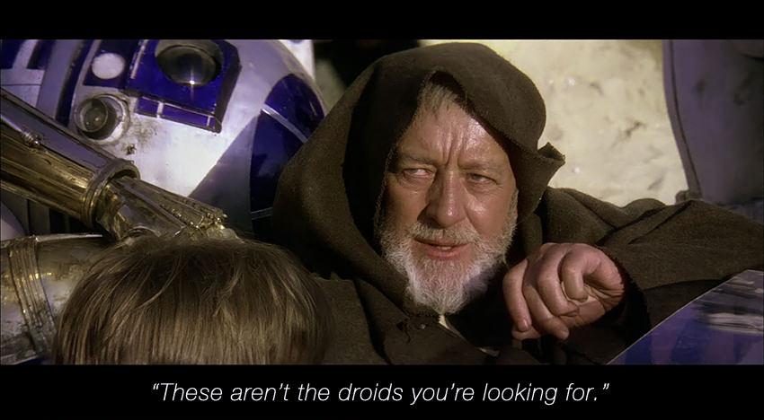droids persuasion