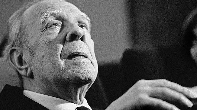 """Our common enemy: the state"" – Borges"