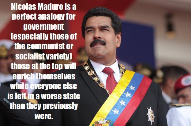 The curious case of Nicolas Maduro's Venezuela
