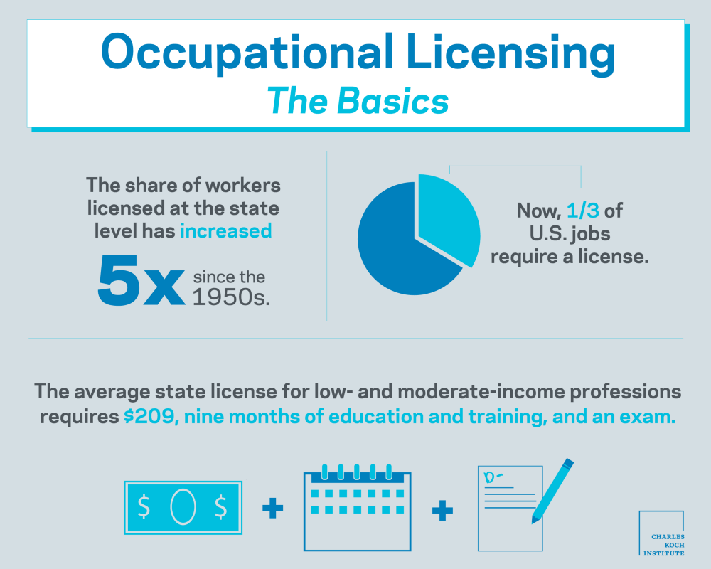The tyranny of occupational licensing