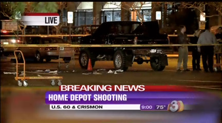 The Unfortunate Truth about the Home Depot Shooting