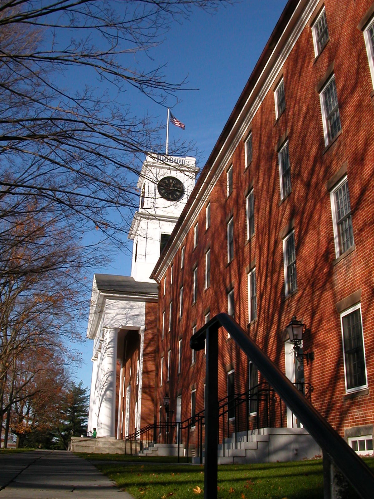 Rape accusation culture strikes at Amherst College
