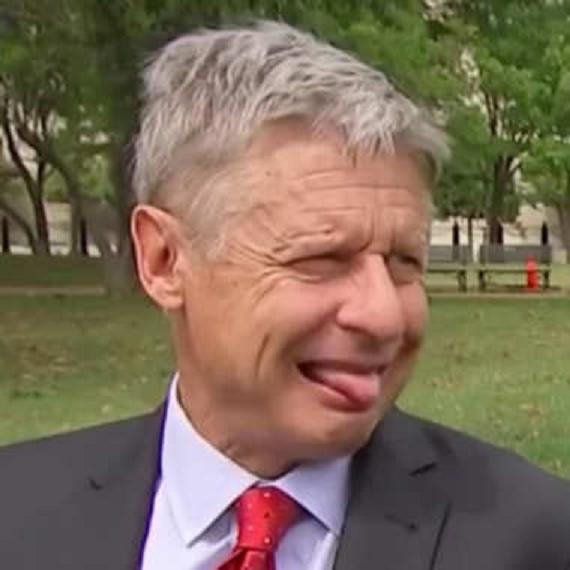 20 Reasons Why Gary Johnson Will Not Be Inaugurated
