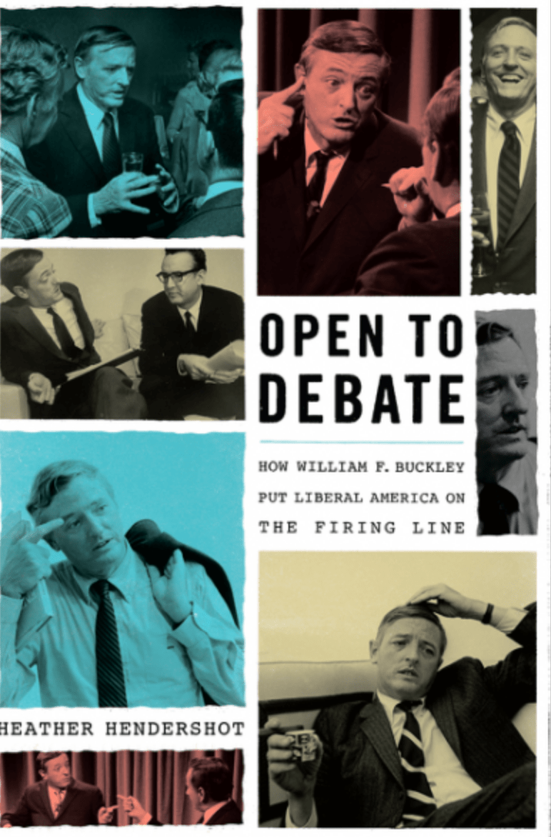 Book Review: Open To Debate