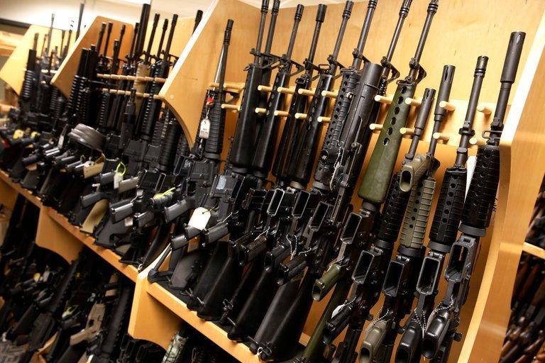 Guns Are The Only Bulwark Against Tyranny