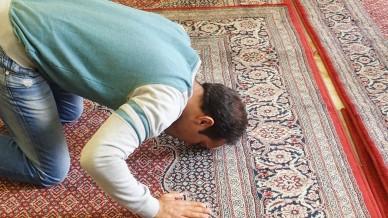 Moslem Praying