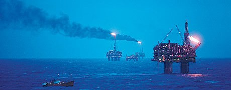 A Little Bit Of Oil Speculation
