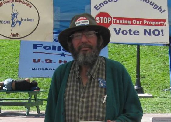 Mike Fellows, Montana FIJA State Contact and Record-Setting LP Candidate, Died This Week