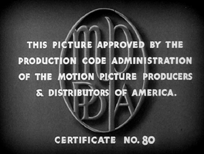 Lessons from the Demise of the Motion Picture Production Code