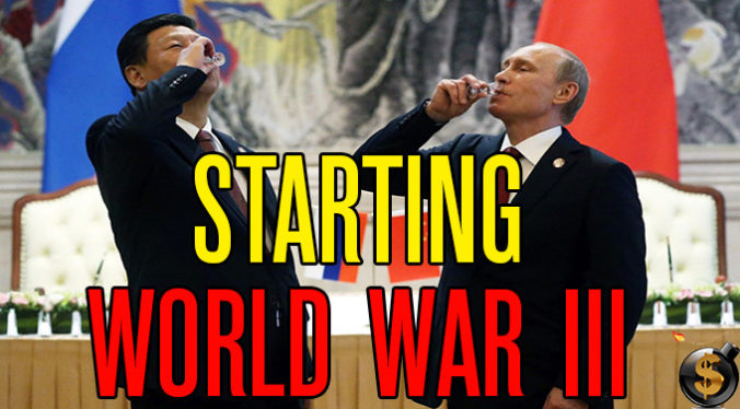 World War III On The Brink: War Will Continue Until It Triggers Economic Collapse