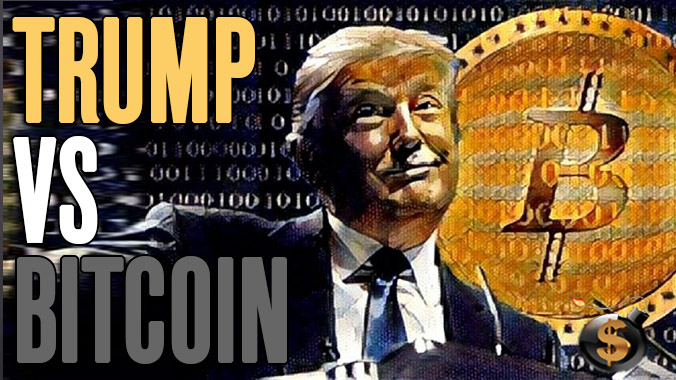 How Will Donald Trump Deal With Skyrocketing Bitcoin – Jeff Berwick on We Are Change