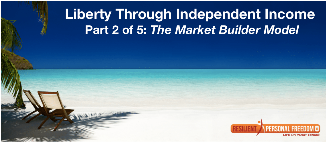 Liberty Through Independent Income – Part 2: The Market Builder Model