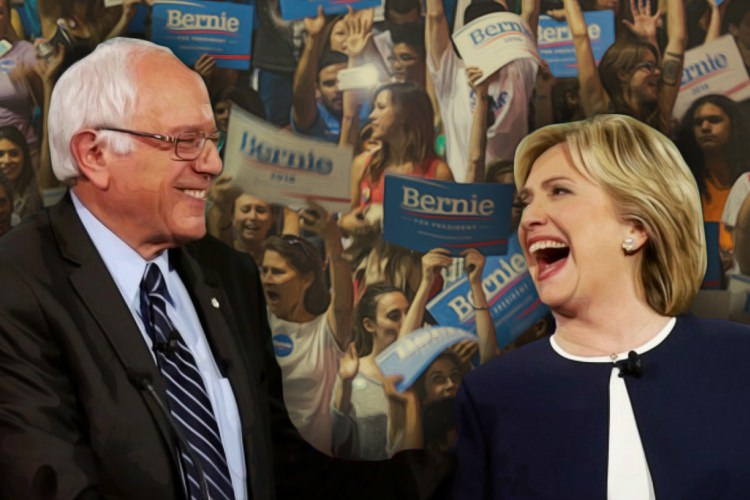 Majority of Bernie Supporters Would Back Hillary As Nominee