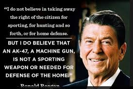 Reagan Ak-47 Quote