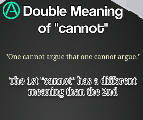 doublemeaning