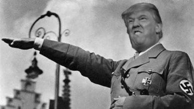 Donald Trump der führer