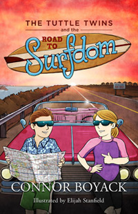 The Tuttle Twins and the Road to Surfdom