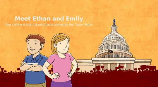 Teaching Kids Economics: The Tuttle Twins
