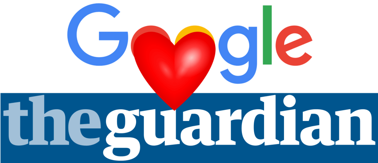 Google & the Guardian