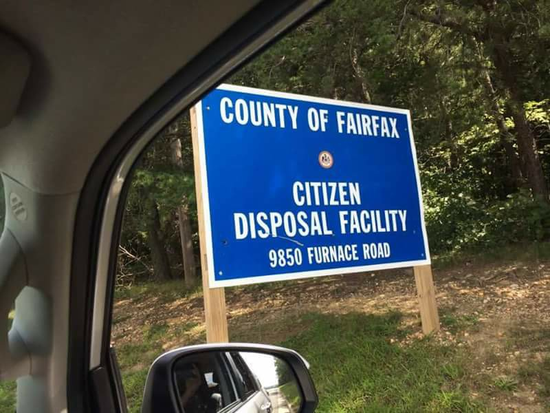 Fairfax County, Virginia Does the Brecht Solution
