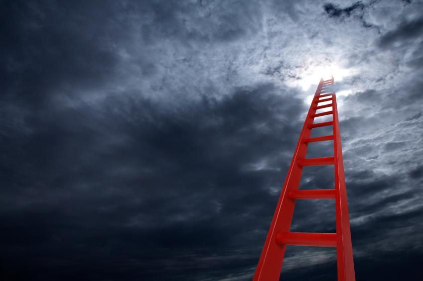 Liberty and the Ladder to Heaven