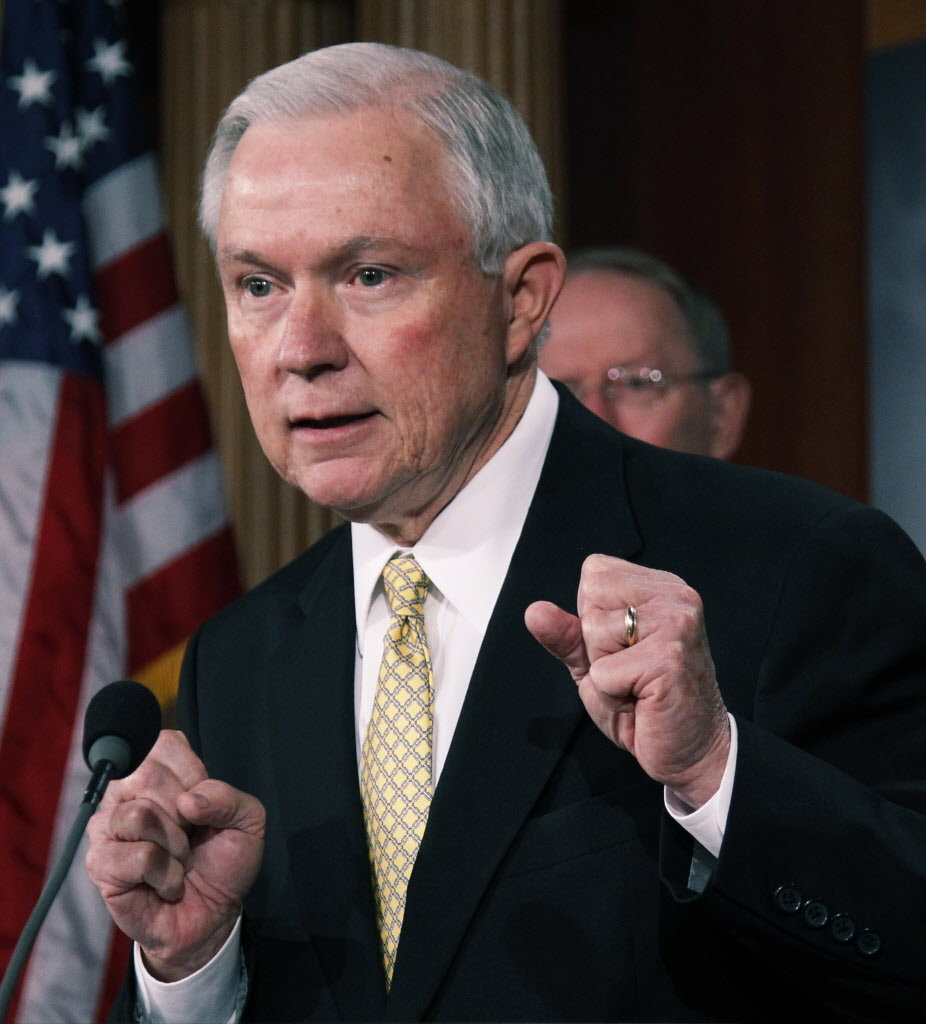 "Senator Jeff Sessions ""Good People Don't Smoke Marijuana"""