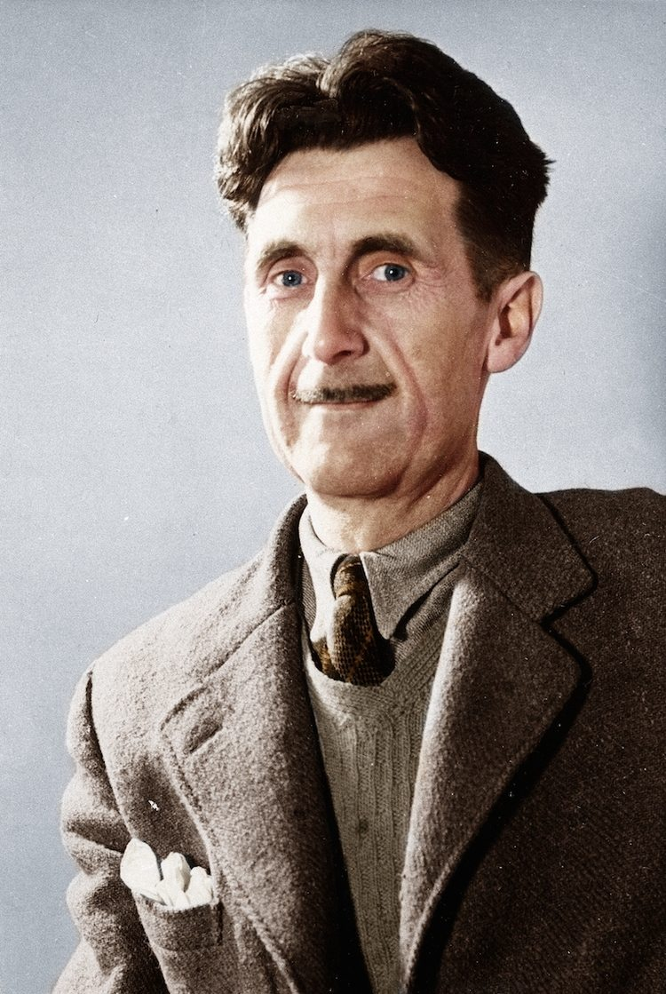George Orwell's Fatal Love Affair with Democracy