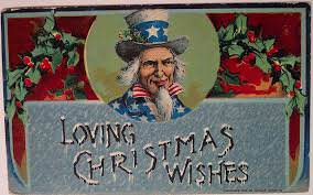Uncle Sam's Christmas Gifts for all of us!
