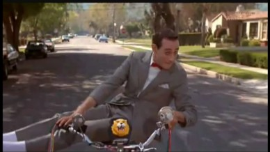 PeeWee-and-bike