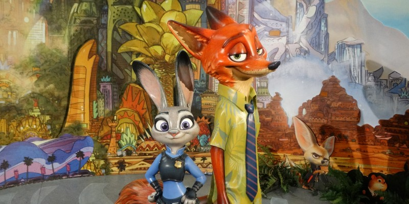You Absolutely Must See Zootopia