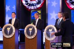 That Weirdly Interesting Libertarian Party Debate on Fox