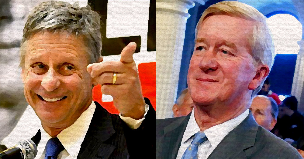 I'm Voting this Year, for the Second Time in My Life. Gary Johnson Is the Reason
