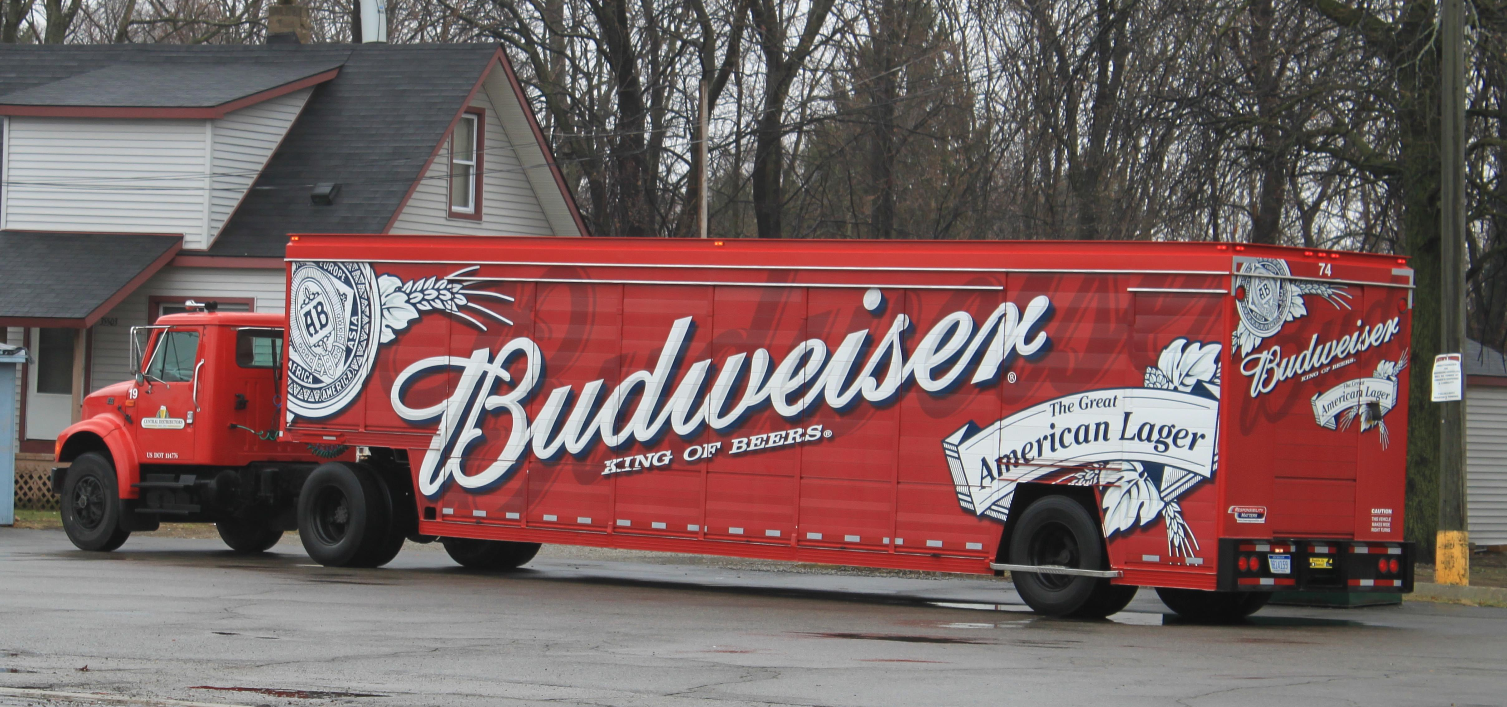 I'll Never Sneer at Budweiser Again
