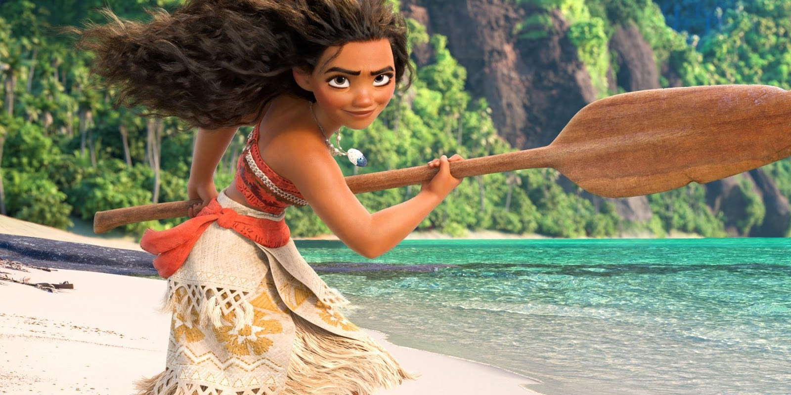 Hey, Hollywood, the Moana Song Rejects Central Planning