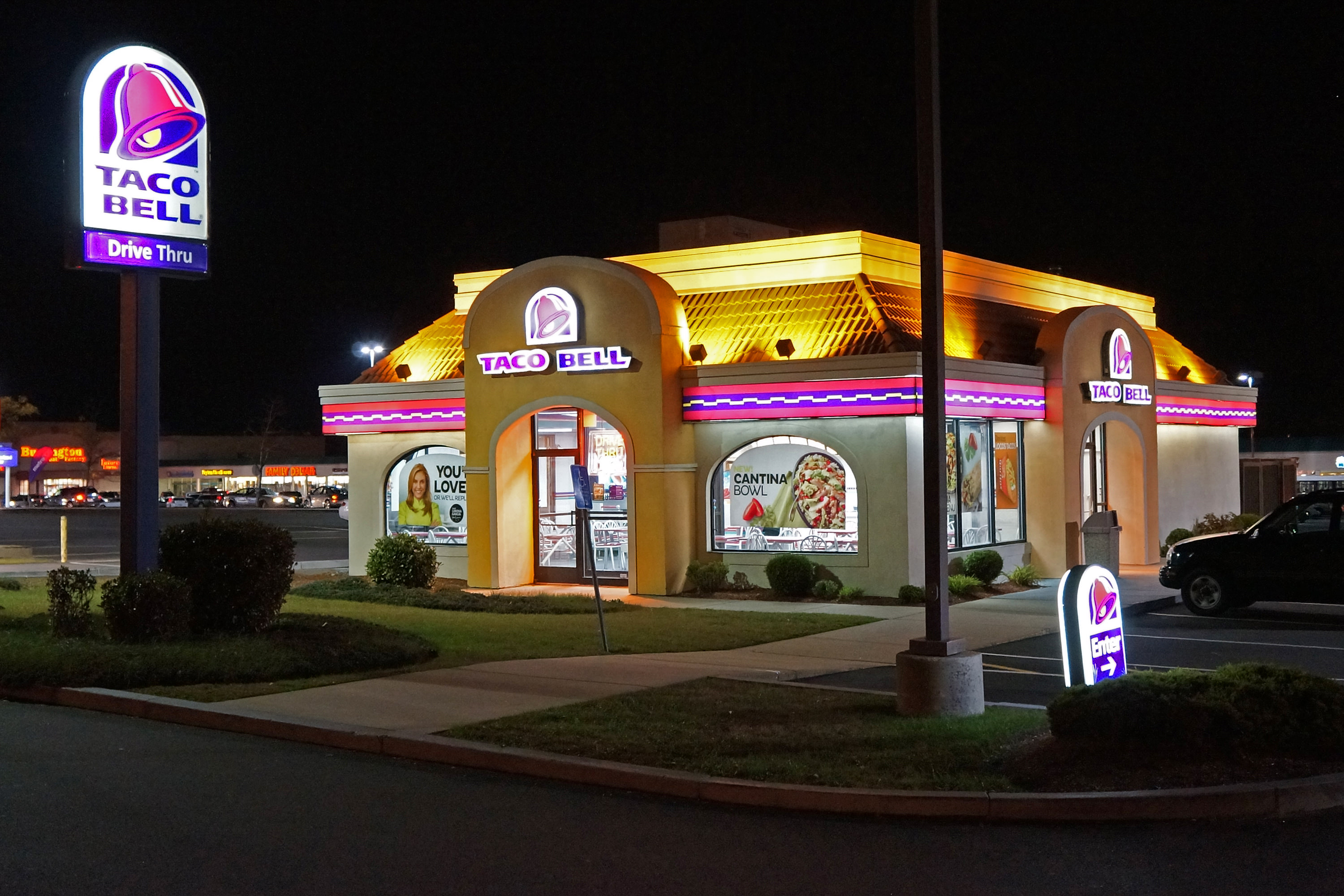 Every Taco Bell Is a Chapel