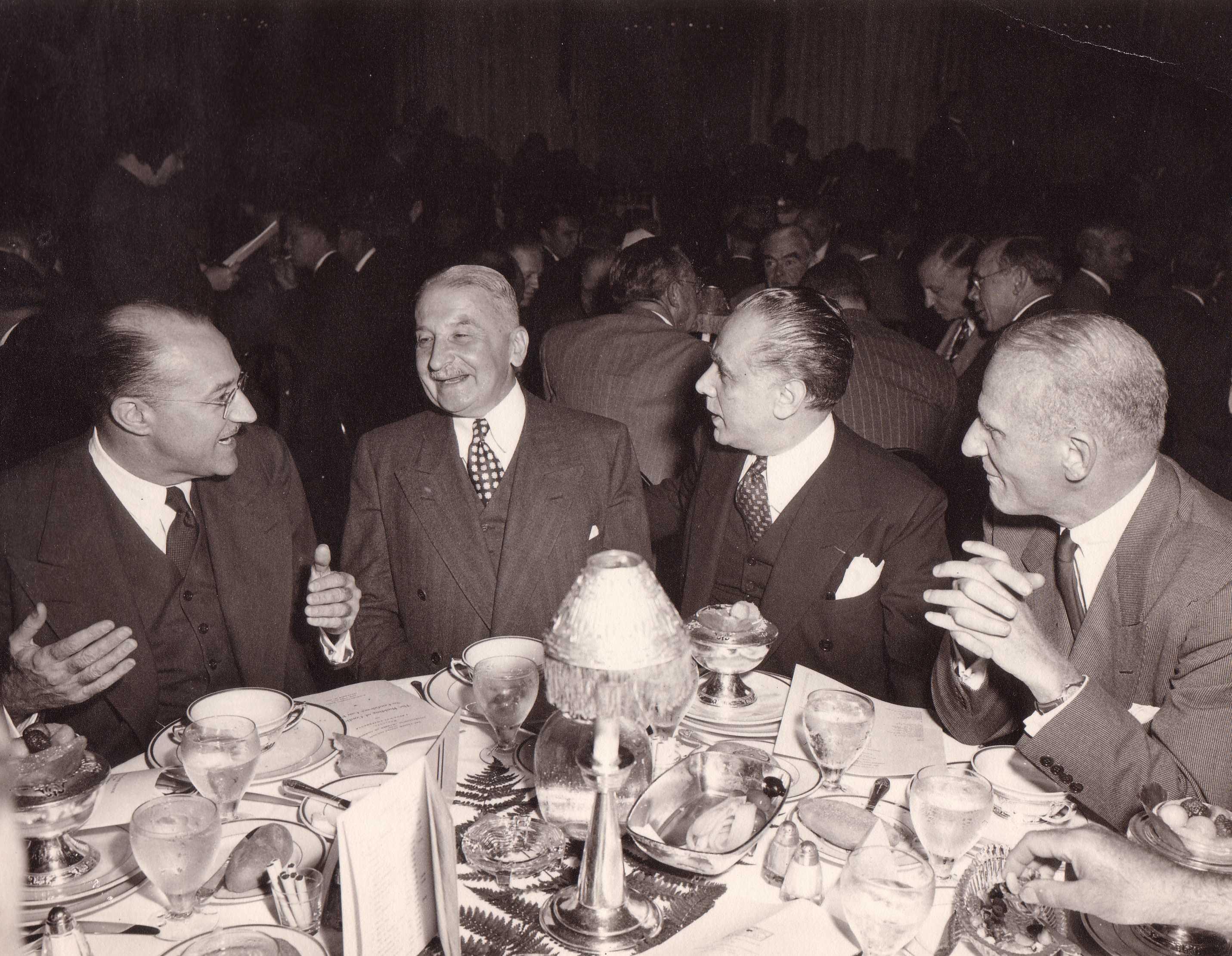 The Madison Avenue Man Who Saved Mises