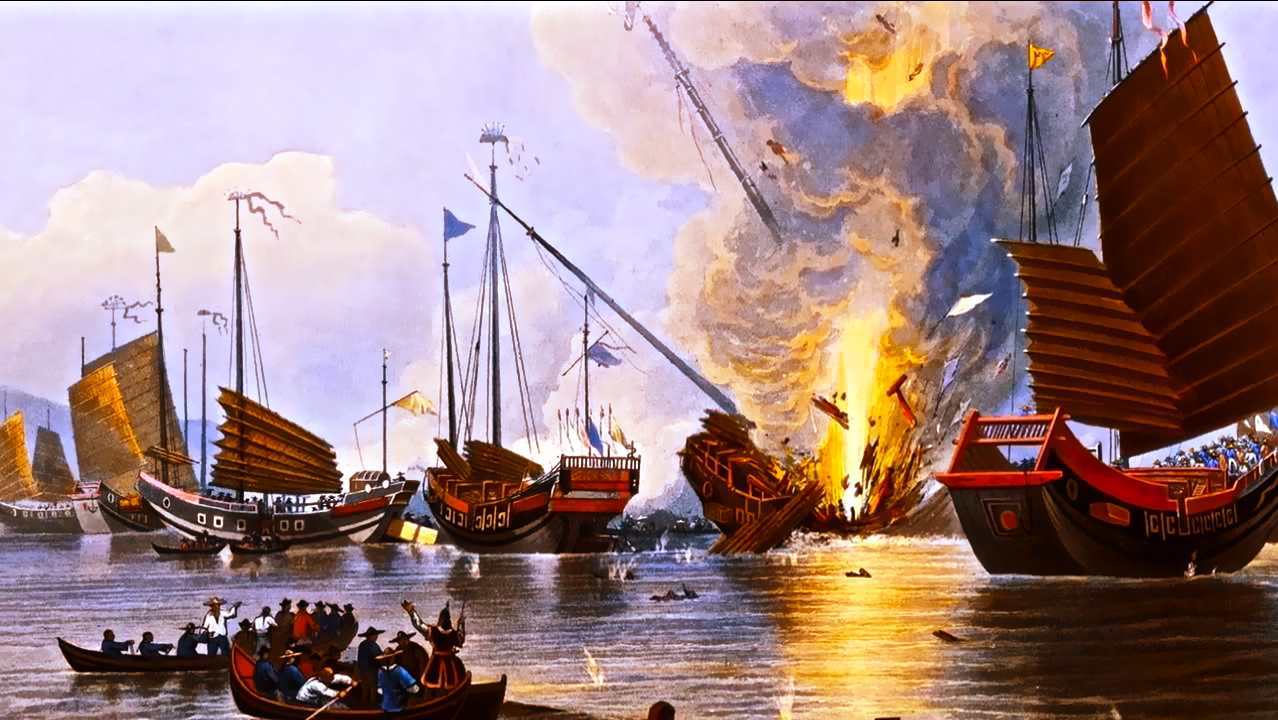 The Great Opium War Revival