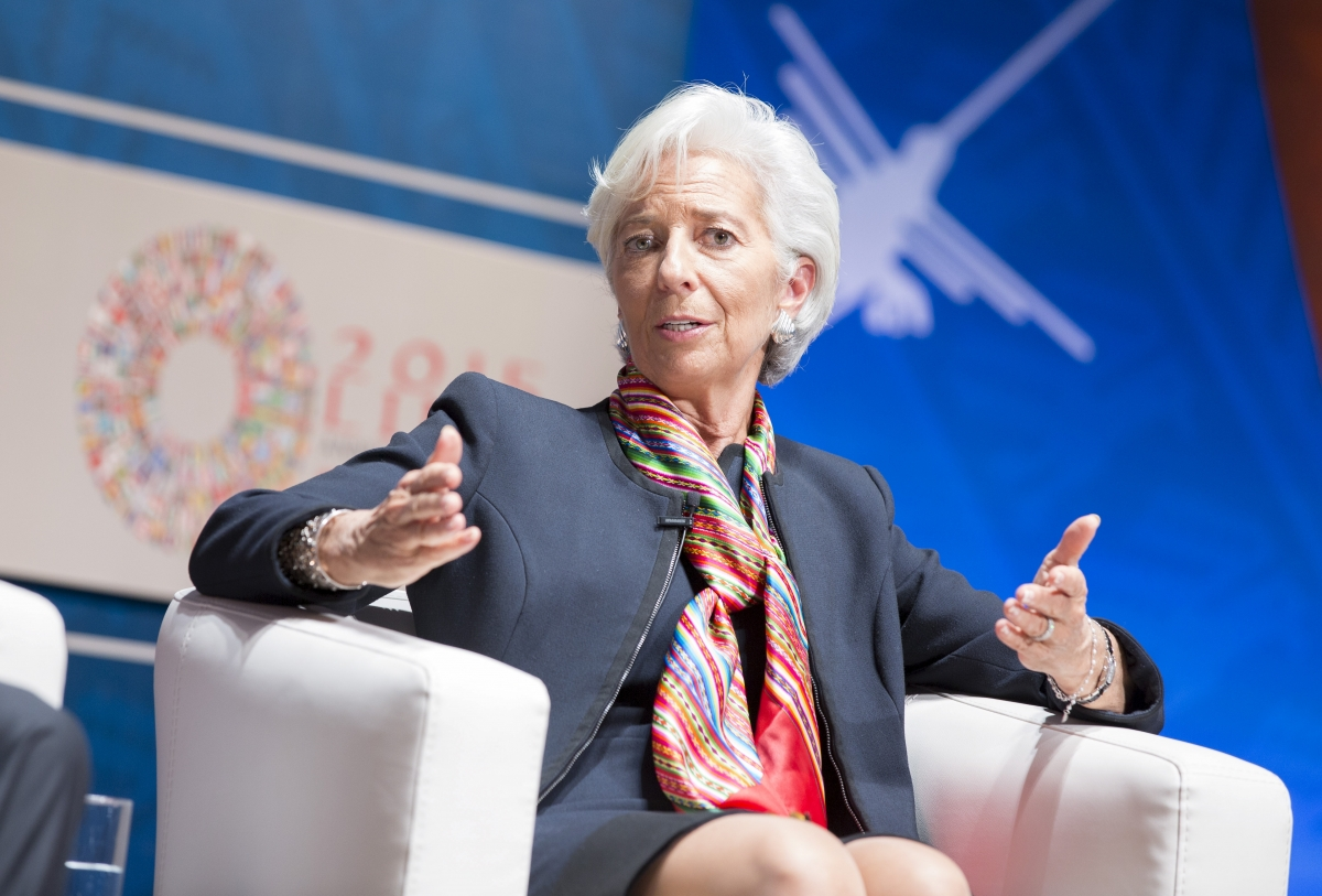 IMF Head Foresees the End of Banking and the Triumph of Cryptocurrency