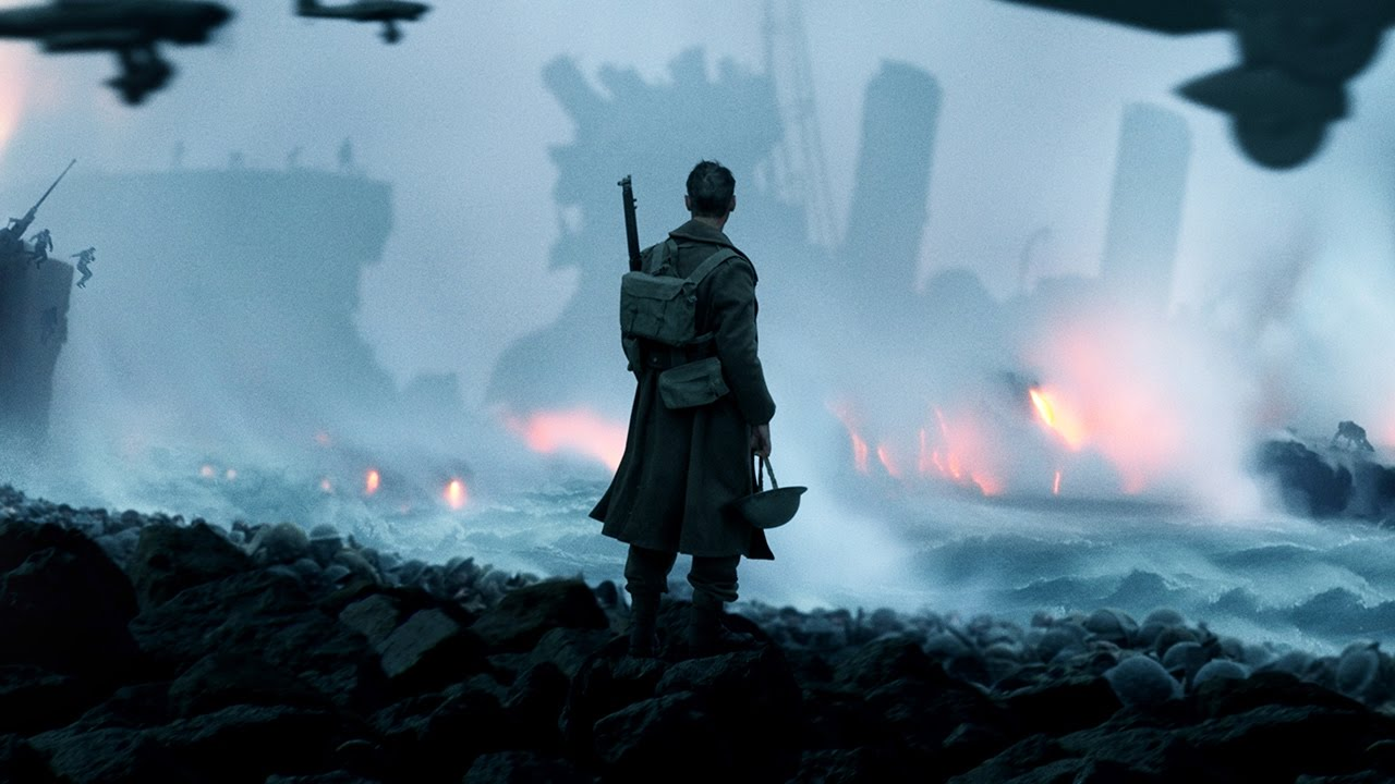 Christopher Nolan Shows Us The Meaning of Mindblowing with Dunkirk