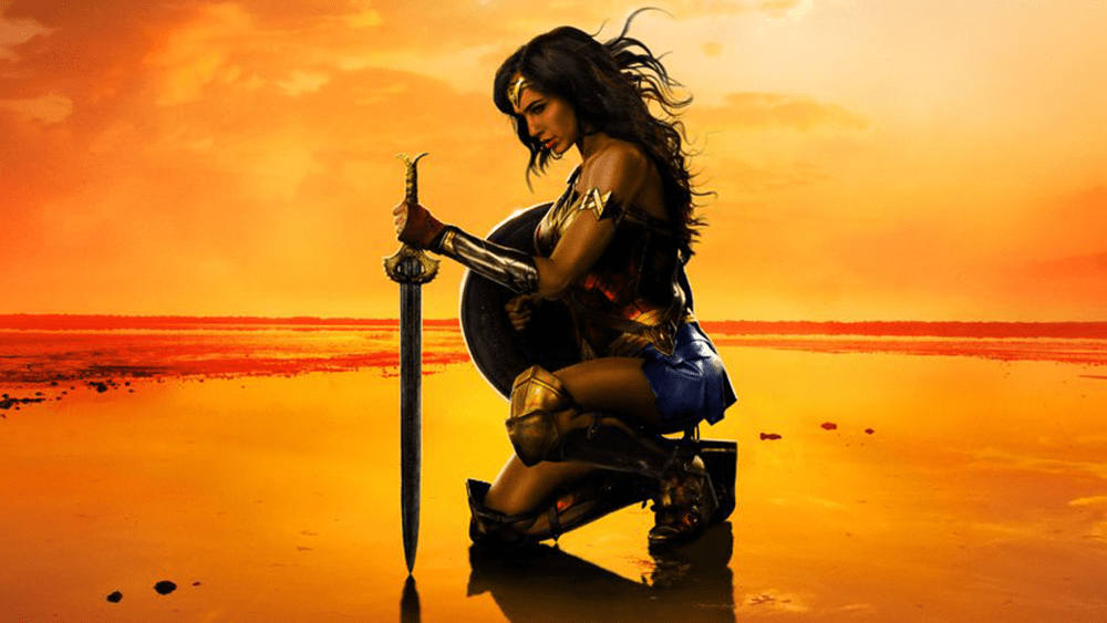 Wonder Woman in the Garden of Good and Evil
