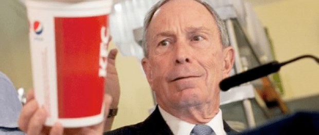 ATTN: Michael Bloomberg! Shut the Hell Up and Go the Hell Away!